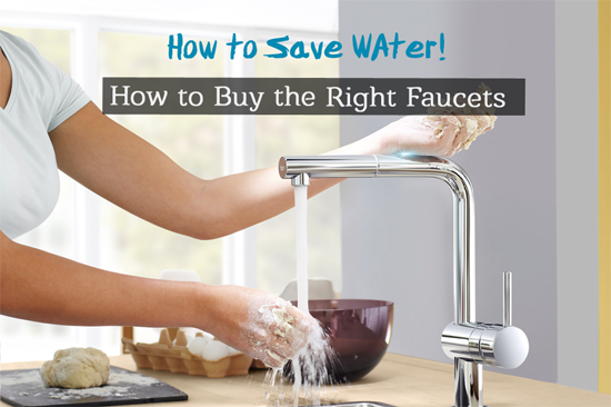 Kitchen-Faucets-that-Save-Water