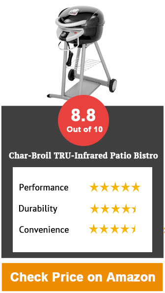 Char-Broil TRU-Infrared Patio Bistro