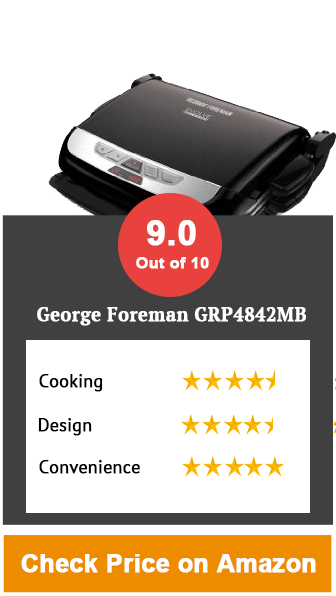 George Foreman GRP4842MB
