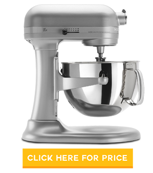 KitchenAid Professional 600 Series Stand Mixer