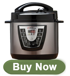 6-quart Power pressure xl