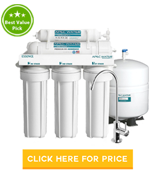 APEC Top Tier 5-Stage Water Filter
