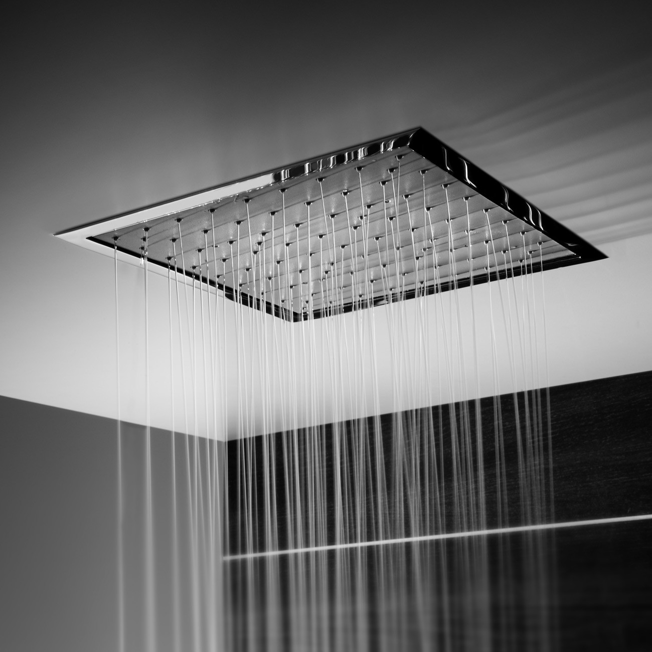ceiling shower
