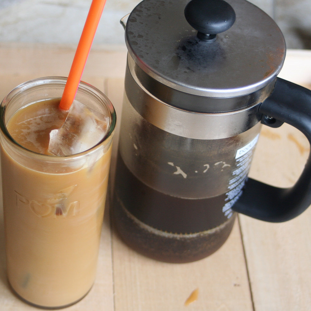 Cold Brew using French Press