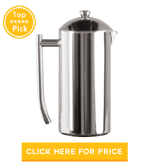 FrielingUSA Double Wall French Press