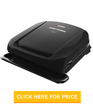 George Foreman GRP1060B Grill and Panini Press