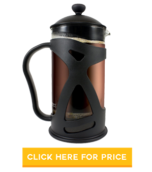 KONA French Press Coffee Tea Espresso Maker
