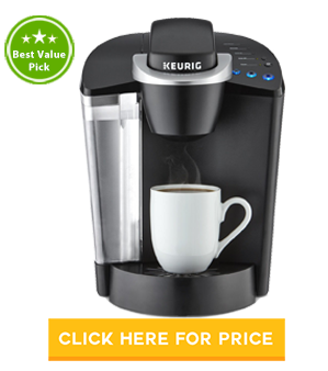 Keurig K55 K-Classic Single Serve Programmable K-Cup Pod Coffee Maker