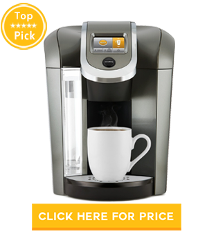 Keurig K575 Single Serve Programmable Coffee Maker