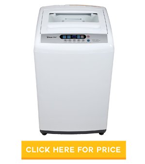 Magic Chef MCSTCW16W3 Top Load Compact Washer