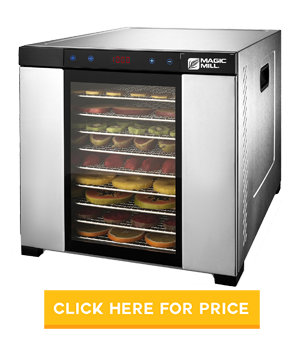 Magic Mill Commercial Pro Xl Food and Jerky Dehydrator