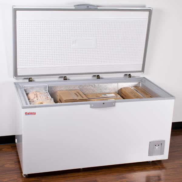 Chest Freezer Storage Space