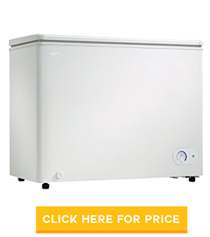 Danby DCF072A2WDB-3 DCF072A2WDB1 Chest Freezer