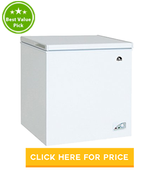 Igloo FRF472 Chest Freezer