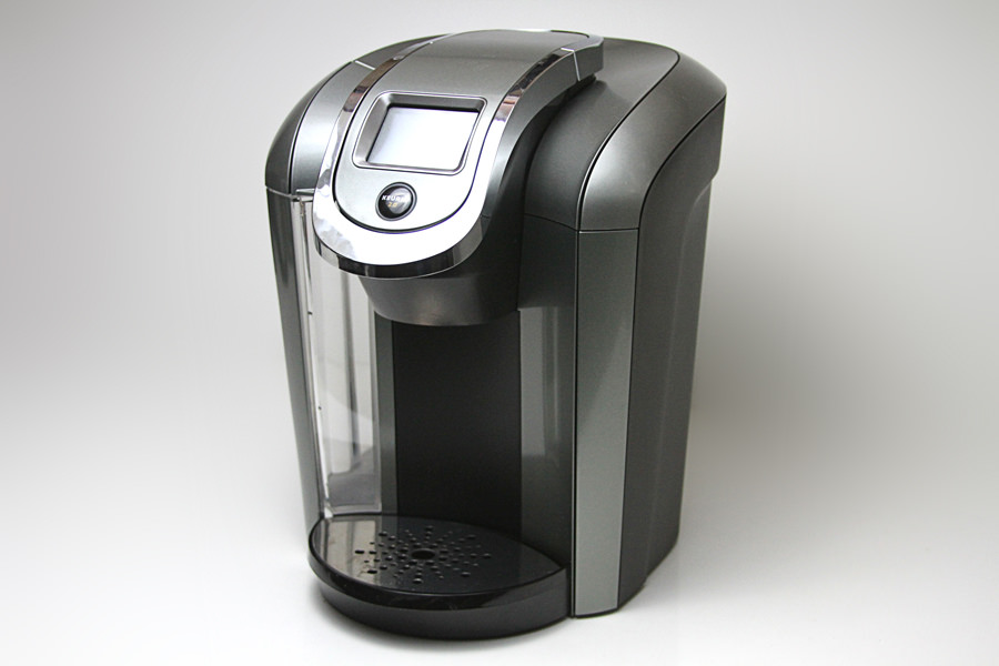 Keurig Coffee Brewer Working
