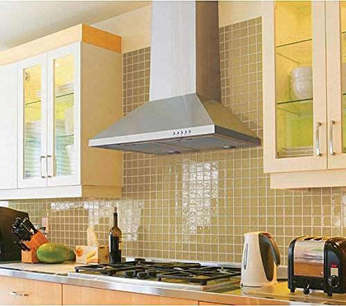 Wall-Mounted Range Hoods