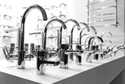A Guide to the different types of kitchen faucets