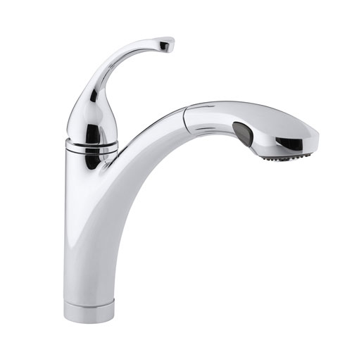 image of a Pull-Out Kitchen Faucet