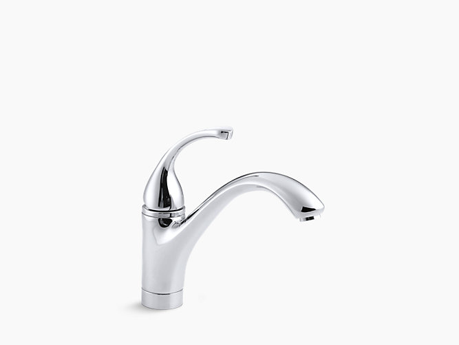 Single Hole Kitchen Faucet image