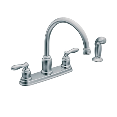 Moen CA87888 High-Arc Kitchen Faucet image