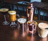 learn about coffee cocktails